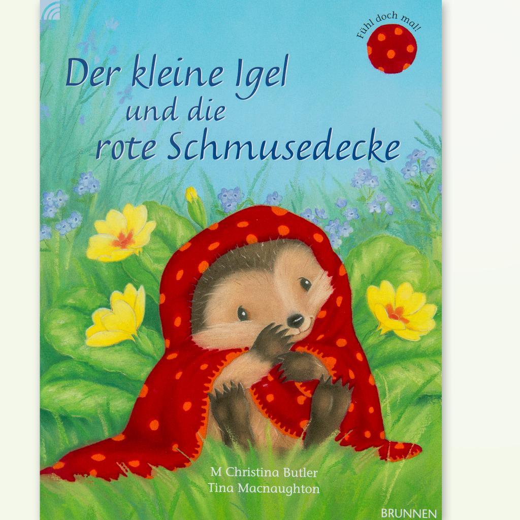 Der Kleine Igel Und Die Rote Schmusedecke Abakus Musik
