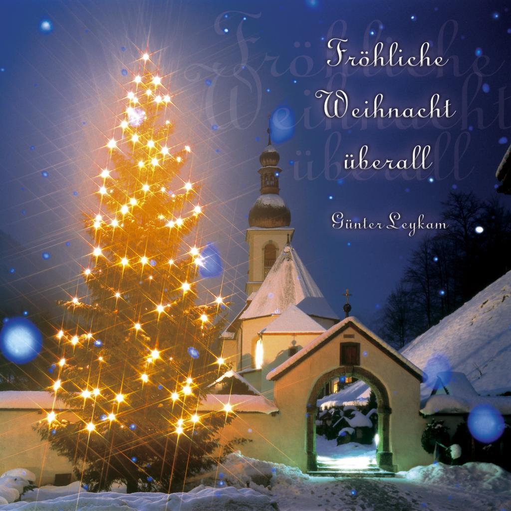 Frohe Weihnachten überall.Fröhliche Weihnacht überall Abakus Musik