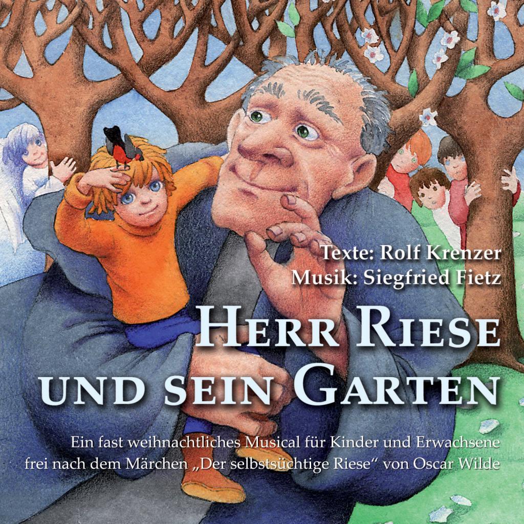 Herr Riese und sein Garten · ABAKUS Musik