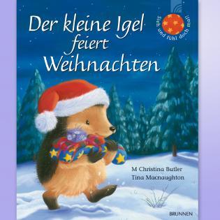 Der kleine igel feiert weihnachten abakus musik - Butlers weihnachten ...